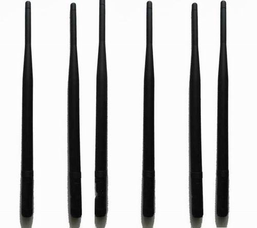 Wholesale 6pcs Replacement Antennas for High Power Cell Phone RF Signal Jammer